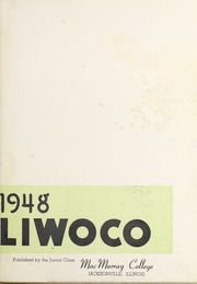Page 7, 1948 Edition, MacMurray College - Illiwoco Yearbook (Jacksonville, IL) online yearbook collection