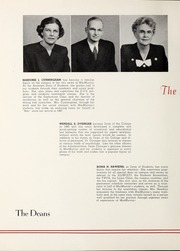 Page 16, 1949 Edition, MacMurray College - Illiwoco Yearbook (Jacksonville, IL) online yearbook collection