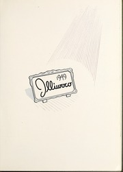 Page 5, 1949 Edition, MacMurray College - Illiwoco Yearbook (Jacksonville, IL) online yearbook collection