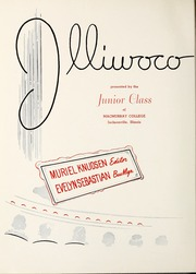 Page 6, 1949 Edition, MacMurray College - Illiwoco Yearbook (Jacksonville, IL) online yearbook collection