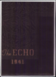 1941 Edition, Beulah College - Echo Yearbook (Upland, CA)