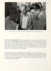 Page 14, 1948 Edition, Beulah College - Echo Yearbook (Upland, CA) online yearbook collection