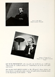Page 16, 1948 Edition, Beulah College - Echo Yearbook (Upland, CA) online yearbook collection