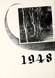 Page 6, 1948 Edition, Beulah College - Echo Yearbook (Upland, CA) online yearbook collection