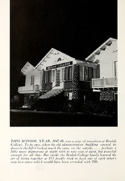 Page 8, 1948 Edition, Beulah College - Echo Yearbook (Upland, CA) online yearbook collection