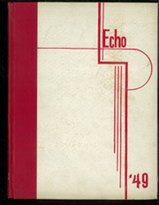 1949 Edition, Beulah College - Echo Yearbook (Upland, CA)