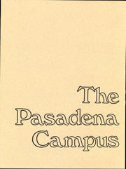 Page 16, 1971 Edition, Ambassador College - Envoy Yearbook (Big Sandy, TX) online yearbook collection