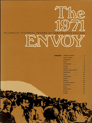 Page 9, 1971 Edition, Ambassador College - Envoy Yearbook (Big Sandy, TX) online yearbook collection