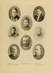 Page 11, 1899 Edition, Smith College - Smith College Yearbook (Northampton, MA) online yearbook collection