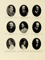Page 16, 1906 Edition, Smith College - Smith College Yearbook (Northampton, MA) online yearbook collection