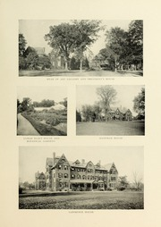 Page 165, 1906 Edition, Smith College - Smith College Yearbook (Northampton, MA) online yearbook collection