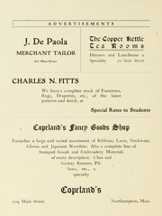 Page 170, 1906 Edition, Smith College - Smith College Yearbook (Northampton, MA) online yearbook collection
