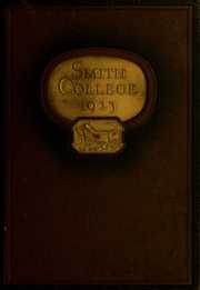 Page 1, 1923 Edition, Smith College - Smith College Yearbook (Northampton, MA) online yearbook collection
