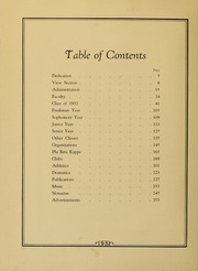 Page 12, 1932 Edition, Smith College - Smith College Yearbook (Northampton, MA) online yearbook collection
