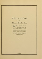 Page 15, 1932 Edition, Smith College - Smith College Yearbook (Northampton, MA) online yearbook collection