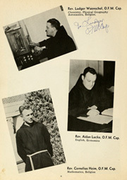 Page 10, 1945 Edition, St Josephs College and Military Academy - On Parade Yearbook (Hays, KS) online yearbook collection
