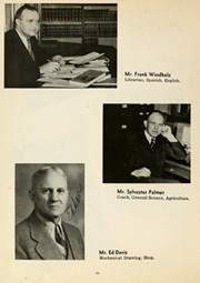 Page 12, 1945 Edition, St Josephs College and Military Academy - On Parade Yearbook (Hays, KS) online yearbook collection