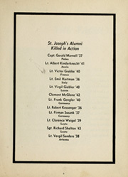 Page 5, 1945 Edition, St Josephs College and Military Academy - On Parade Yearbook (Hays, KS) online yearbook collection