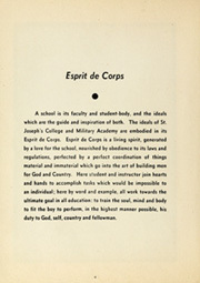 Page 6, 1945 Edition, St Josephs College and Military Academy - On Parade Yearbook (Hays, KS) online yearbook collection