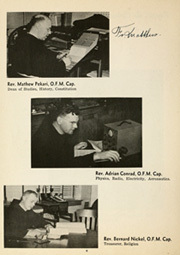 Page 8, 1945 Edition, St Josephs College and Military Academy - On Parade Yearbook (Hays, KS) online yearbook collection