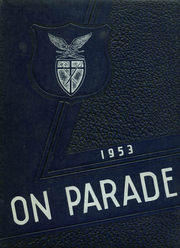 Page 1, 1953 Edition, St Josephs College and Military Academy - On Parade Yearbook (Hays, KS) online yearbook collection