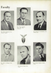 Page 11, 1953 Edition, St Josephs College and Military Academy - On Parade Yearbook (Hays, KS) online yearbook collection