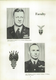 Page 12, 1953 Edition, St Josephs College and Military Academy - On Parade Yearbook (Hays, KS) online yearbook collection