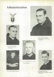 Page 14, 1953 Edition, St Josephs College and Military Academy - On Parade Yearbook (Hays, KS) online yearbook collection