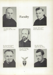 Page 15, 1953 Edition, St Josephs College and Military Academy - On Parade Yearbook (Hays, KS) online yearbook collection