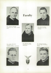 Page 16, 1953 Edition, St Josephs College and Military Academy - On Parade Yearbook (Hays, KS) online yearbook collection