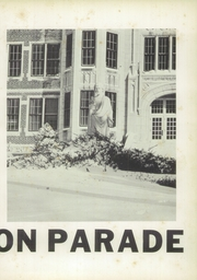 Page 5, 1953 Edition, St Josephs College and Military Academy - On Parade Yearbook (Hays, KS) online yearbook collection