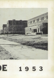 Page 7, 1953 Edition, St Josephs College and Military Academy - On Parade Yearbook (Hays, KS) online yearbook collection