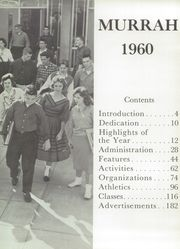 Page 13, 1960 Edition, Murrah High School - Resume Yearbook (Jackson, MS) online yearbook collection