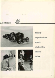 Page 9, 1971 Edition, Wingfield High School - Rameur Yearbook (Jackson, MS) online yearbook collection