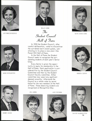 Page 17, 1960 Edition, Forest Hill High School - Rebel Yearbook (Jackson, MS) online yearbook collection