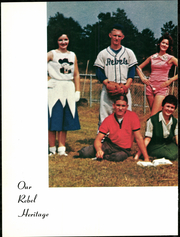 Page 6, 1960 Edition, Forest Hill High School - Rebel Yearbook (Jackson, MS) online yearbook collection