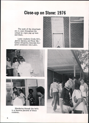 Page 10, 1976 Edition, Stone High School - Echo Yearbook (Wiggins, MS) online yearbook collection