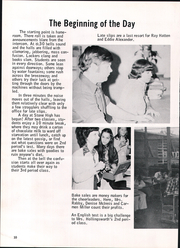 Page 14, 1976 Edition, Stone High School - Echo Yearbook (Wiggins, MS) online yearbook collection