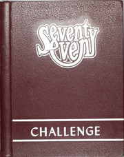 1977 Edition, Horn Lake High School - Challenge Yearbook (Horn Lake, MS)