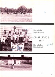 Page 5, 1977 Edition, Horn Lake High School - Challenge Yearbook (Horn Lake, MS) online yearbook collection