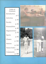 Page 8, 1977 Edition, Horn Lake High School - Challenge Yearbook (Horn Lake, MS) online yearbook collection