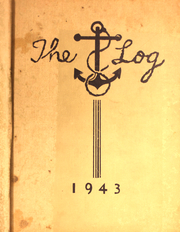 Page 1, 1943 Edition, Gulfport High School - Log Yearbook (Gulfport, MS) online yearbook collection