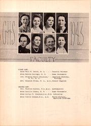 Page 12, 1943 Edition, Gulfport High School - Log Yearbook (Gulfport, MS) online yearbook collection