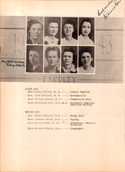 Page 14, 1943 Edition, Gulfport High School - Log Yearbook (Gulfport, MS) online yearbook collection