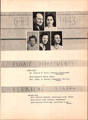 Page 15, 1943 Edition, Gulfport High School - Log Yearbook (Gulfport, MS) online yearbook collection