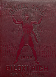 Page 1, 1948 Edition, Biloxi High School - Indian Echo Yearbook (Biloxi, MS) online yearbook collection