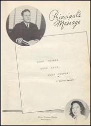 Page 17, 1948 Edition, Biloxi High School - Indian Echo Yearbook (Biloxi, MS) online yearbook collection