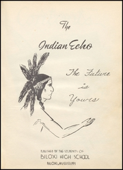 Page 7, 1948 Edition, Biloxi High School - Indian Echo Yearbook (Biloxi, MS) online yearbook collection