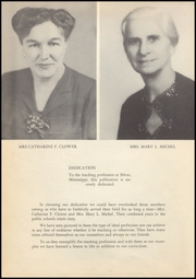 Page 10, 1949 Edition, Biloxi High School - Indian Echo Yearbook (Biloxi, MS) online yearbook collection