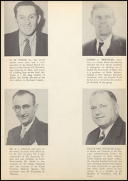 Page 15, 1949 Edition, Biloxi High School - Indian Echo Yearbook (Biloxi, MS) online yearbook collection